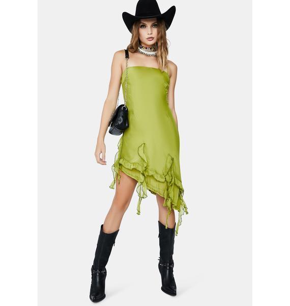 ZYA Olea Midi Dress