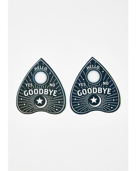 Ouija Board Pasties