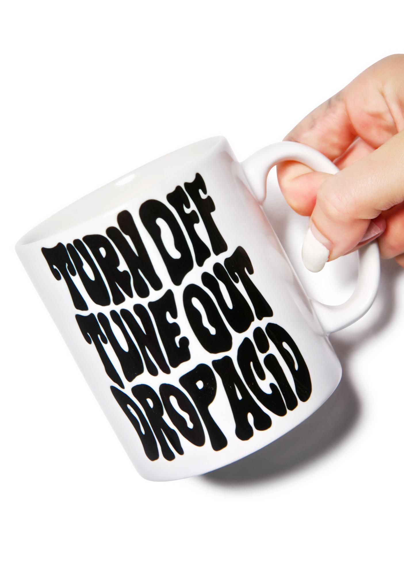 Disturbia Acid Mug