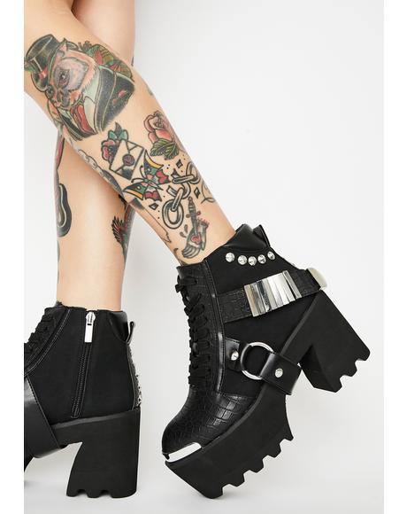 Nitemare Platform Boots