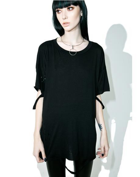 Mercy Distressed T-Shirt