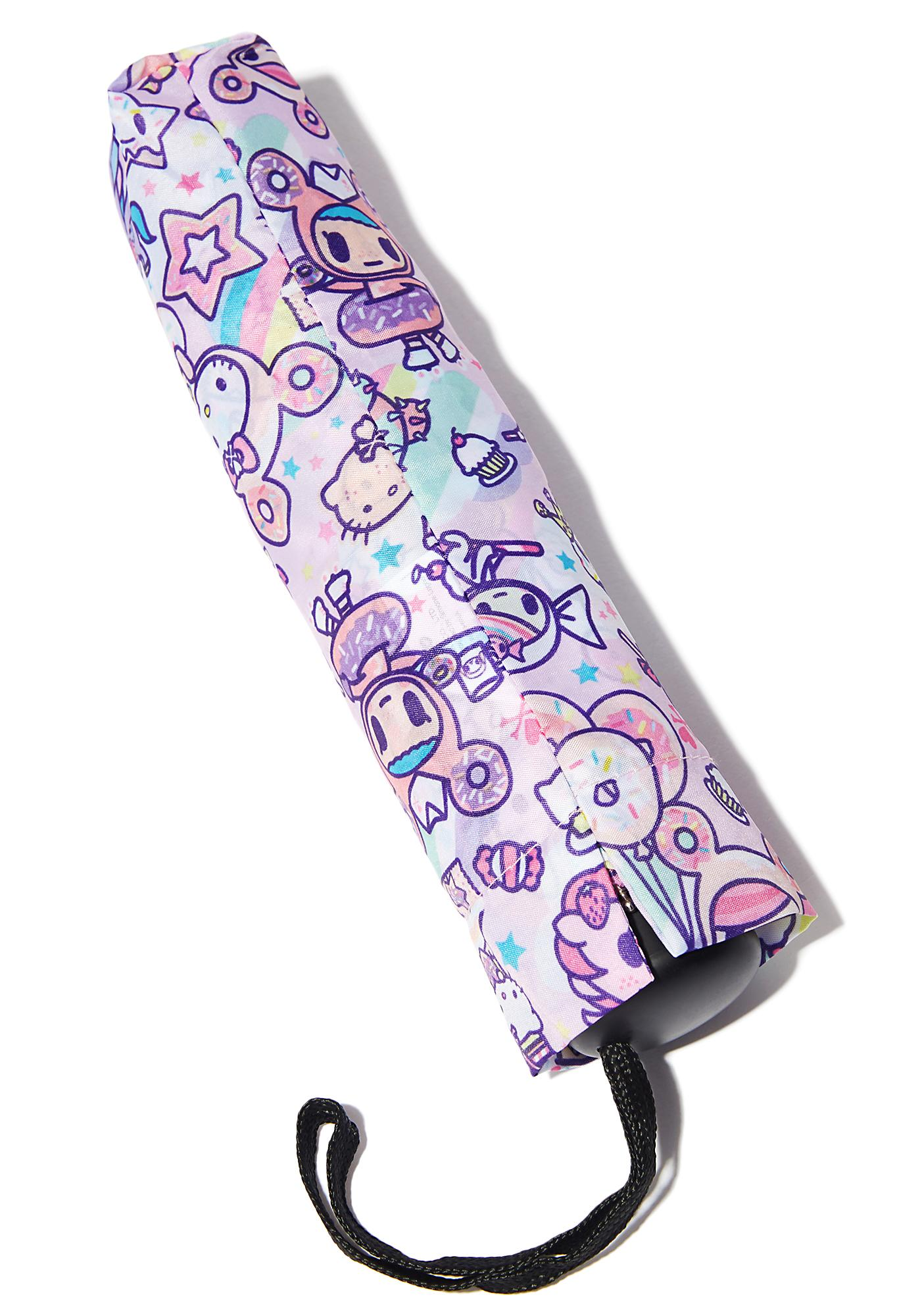 Sanrio Folding Umbrella