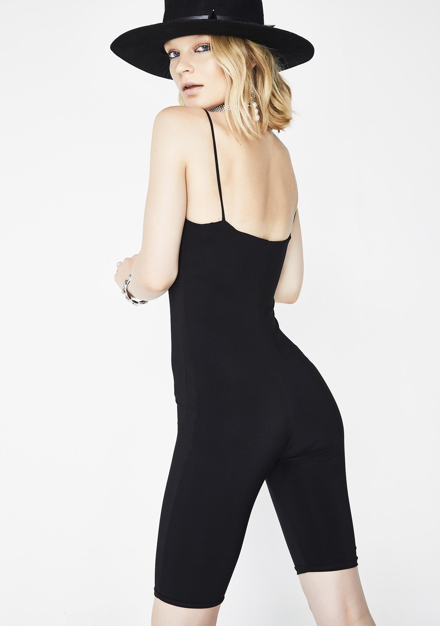 So Devious Tank Jumpsuit
