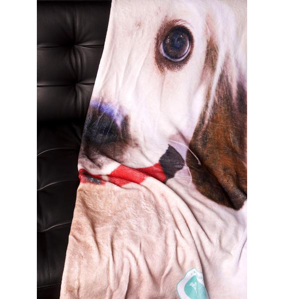 ASPCA Cutie Dalmatian Blanket