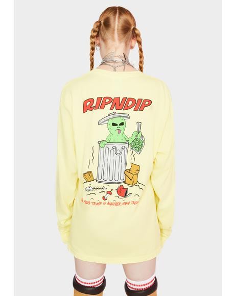 Trash & Treasure Long Sleeve Tee