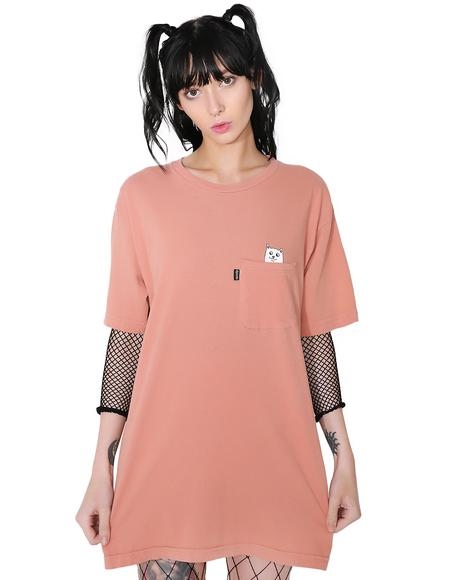 Nermshroom Pocket Tee