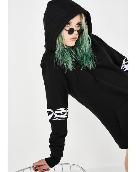 Bored To Death Pullover Hoodie