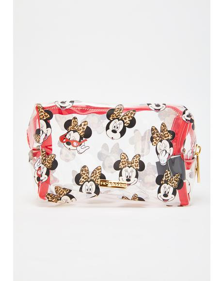 x Disney Minnie Makeup Bag