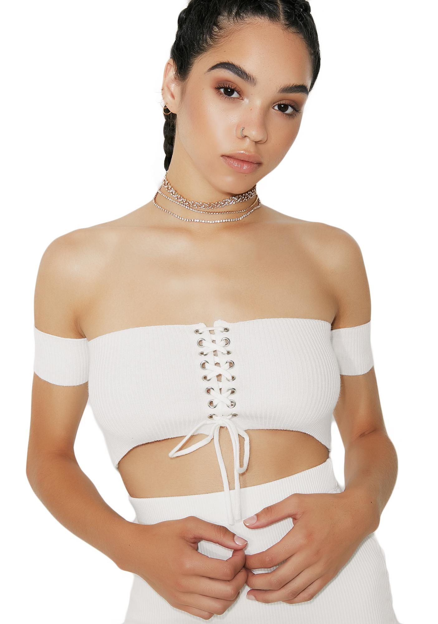 Unapologetic Crop Top