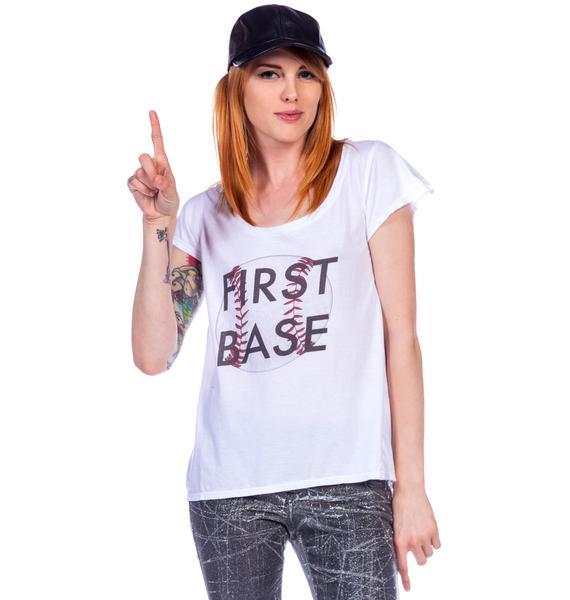 Stylestalker First Base Tee