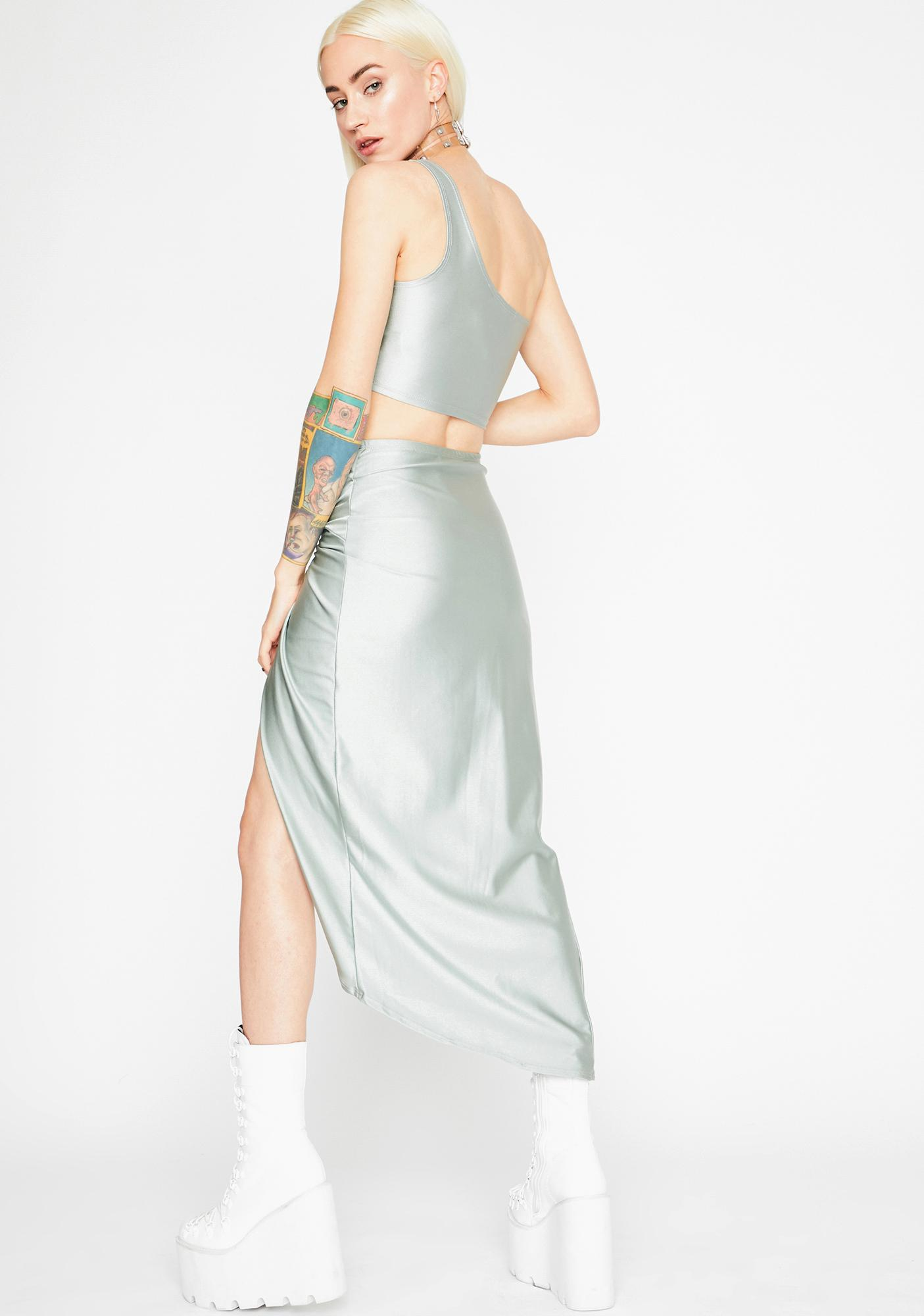 Call Me Athena Skirt Set