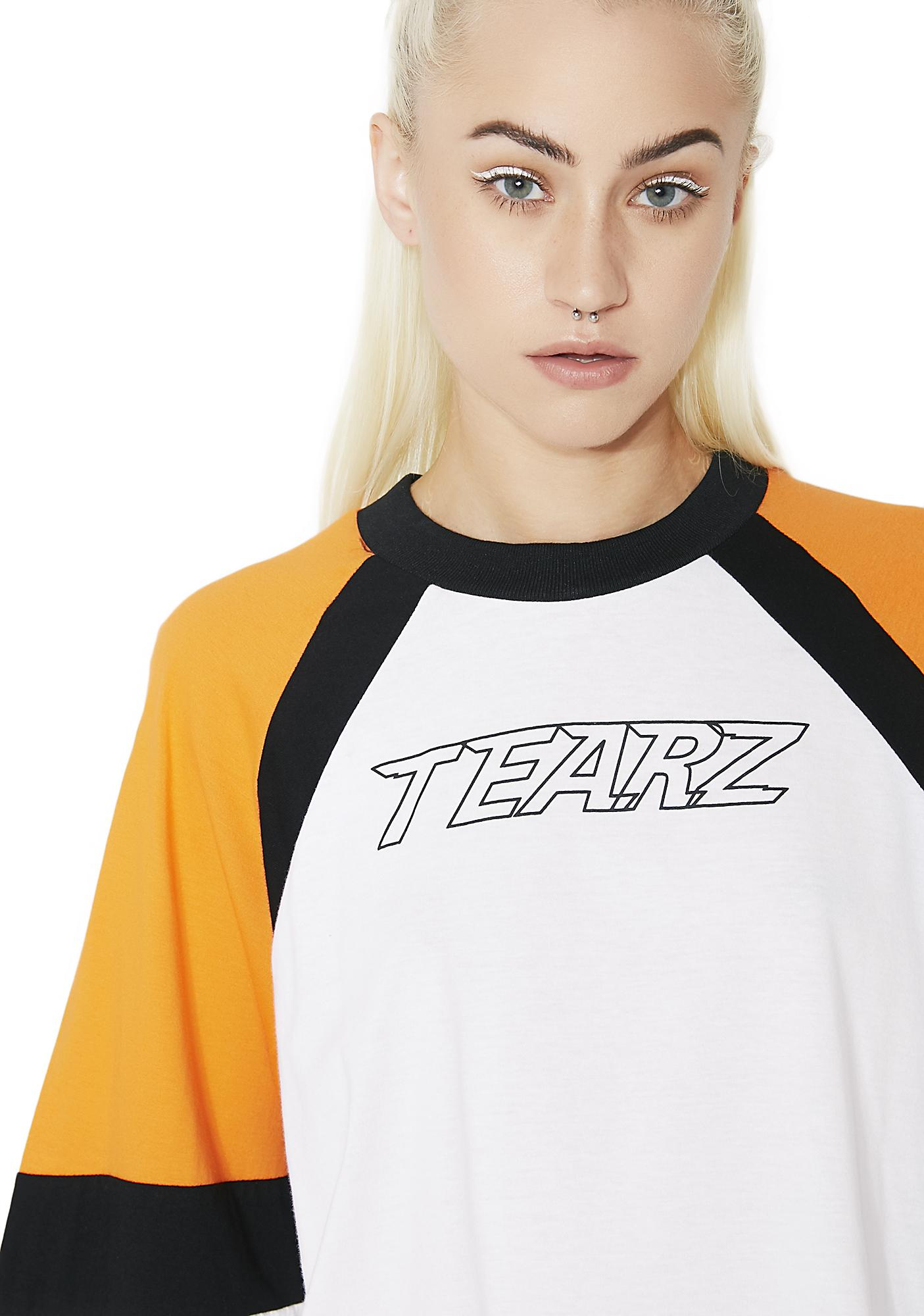 The Ragged Priest Tearz Tee