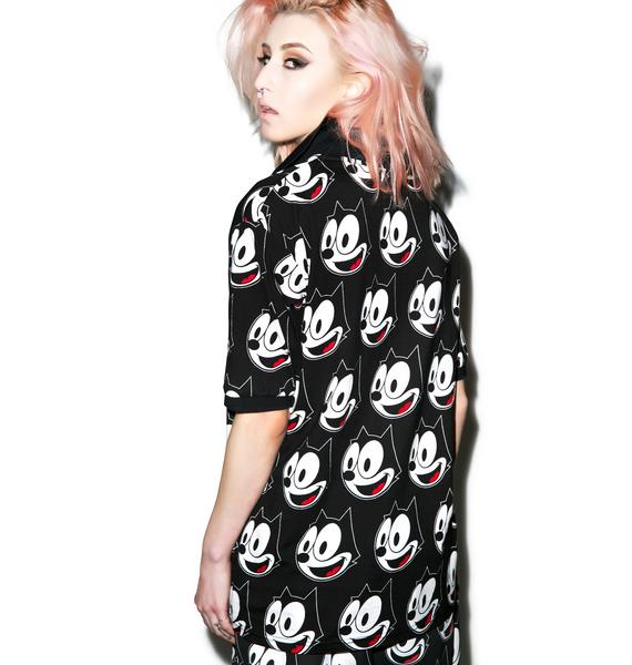 Joyrich Felix Face Polo Shirt