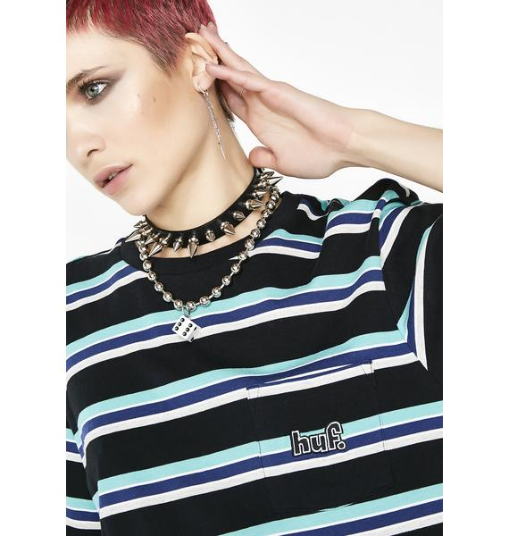 HUF 1993 Stripe Knit Shirt