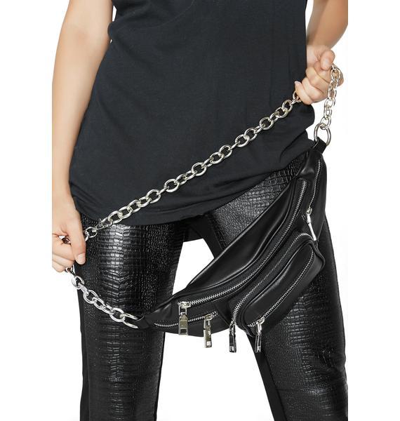 Off The Chain Belt Bag