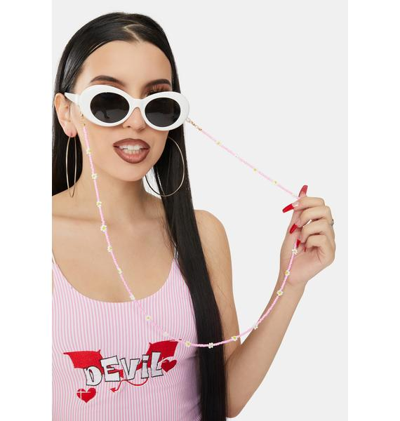 Groovy Baby Beaded Sunglasses Chain