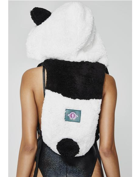Party Panda Hydration Backpack
