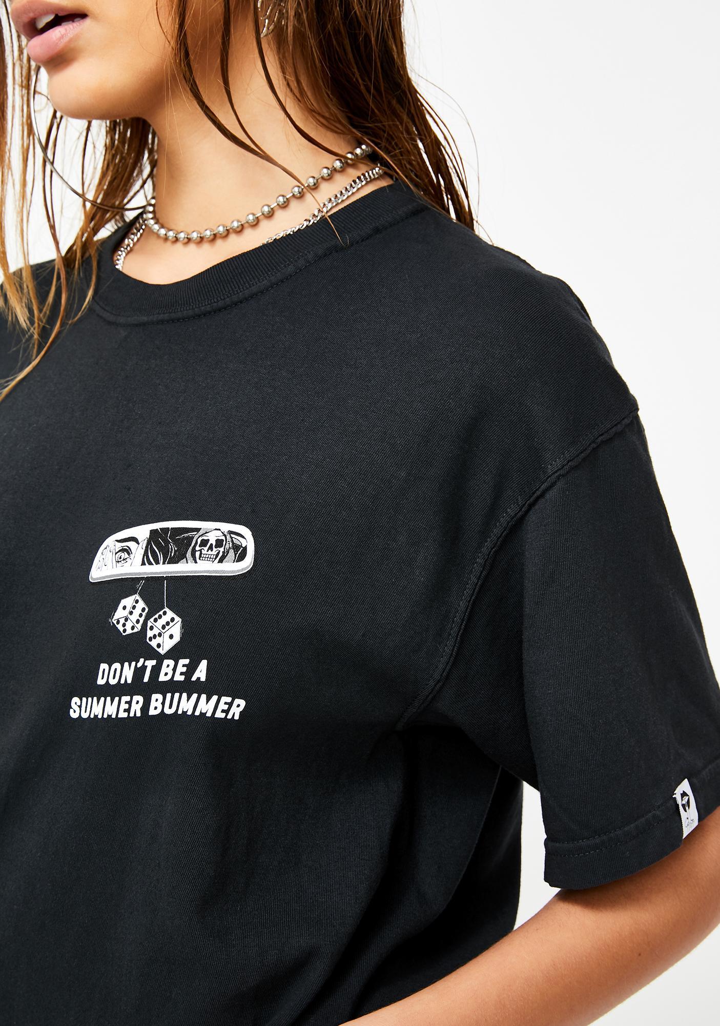 FEMMEMUTE Summer Bummer Graphic Tee