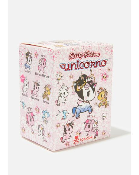 Unicorno Cherry Blossom Blind Box