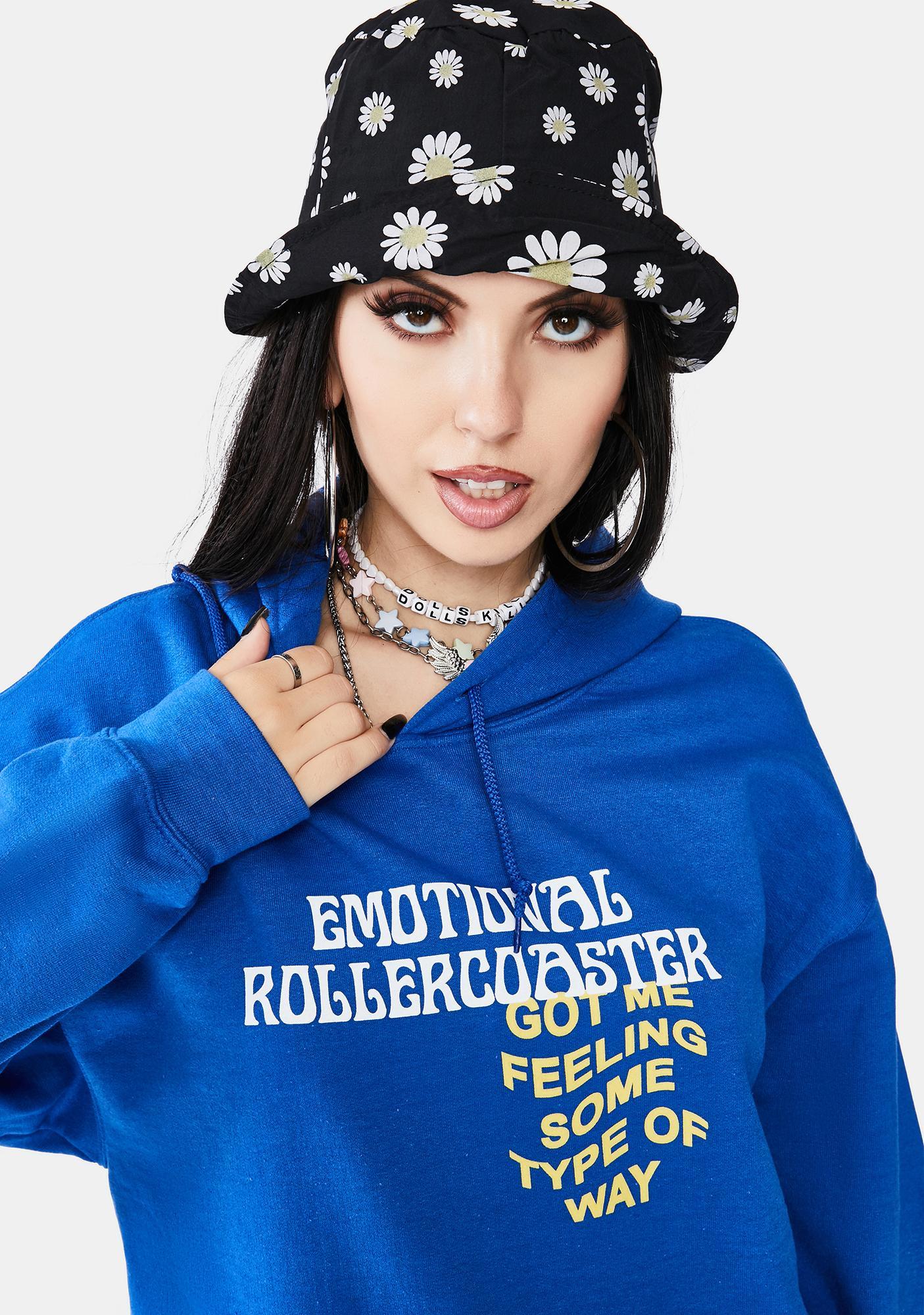 MOODSWINGS Emotional Rollercoaster Hoodie