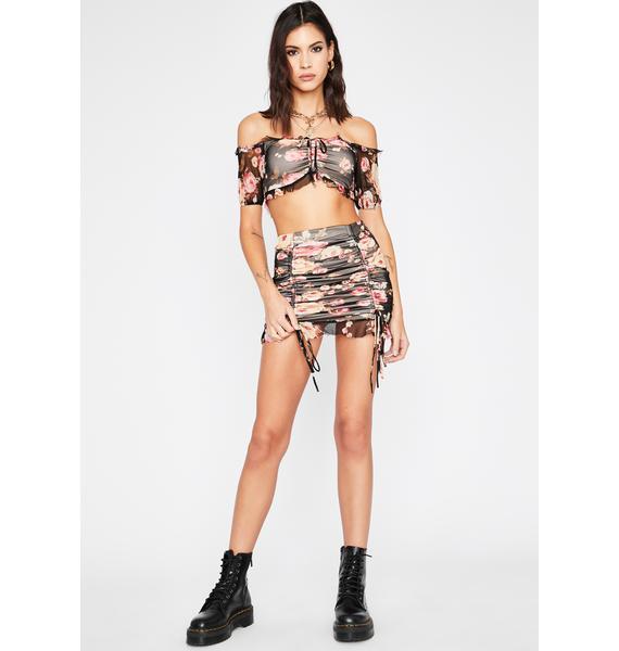Keep U Sprung Skirt Set