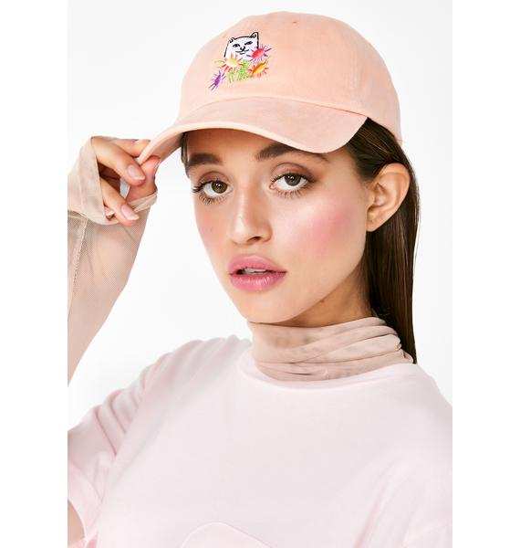 RIPNDIP Flowers For Bae Overdyed Hat