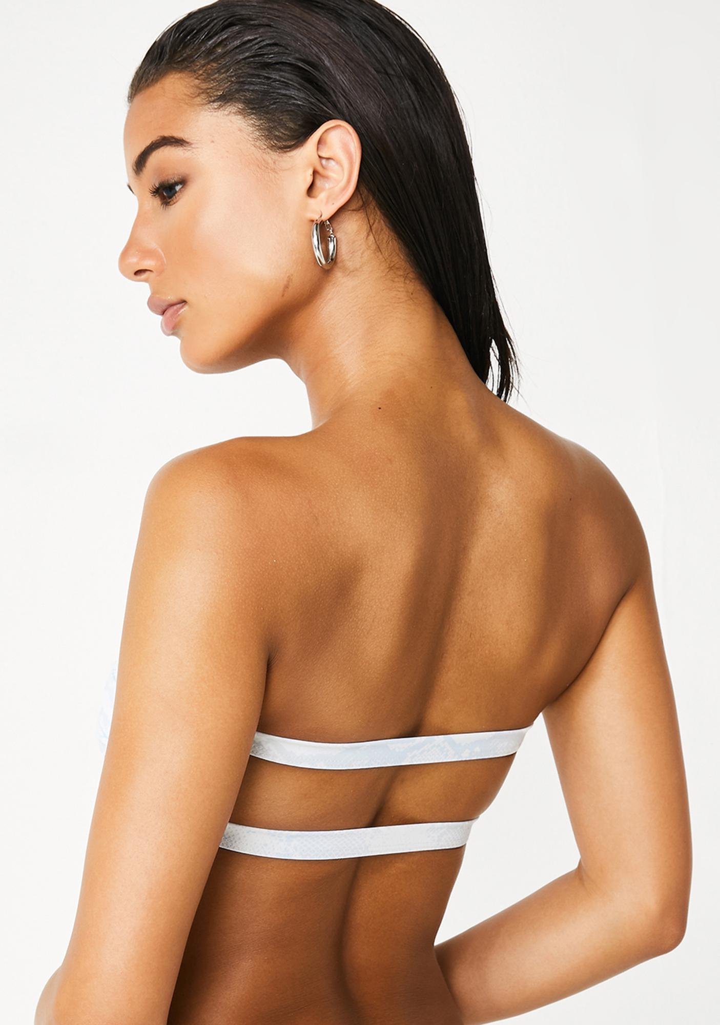 Heart of Sun Darling Bikini Top