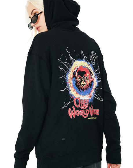 End Of The World Tour Hoodie