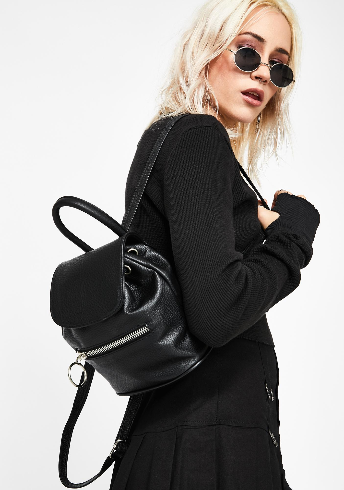 Current Mood Messin' Around Leather Backpack