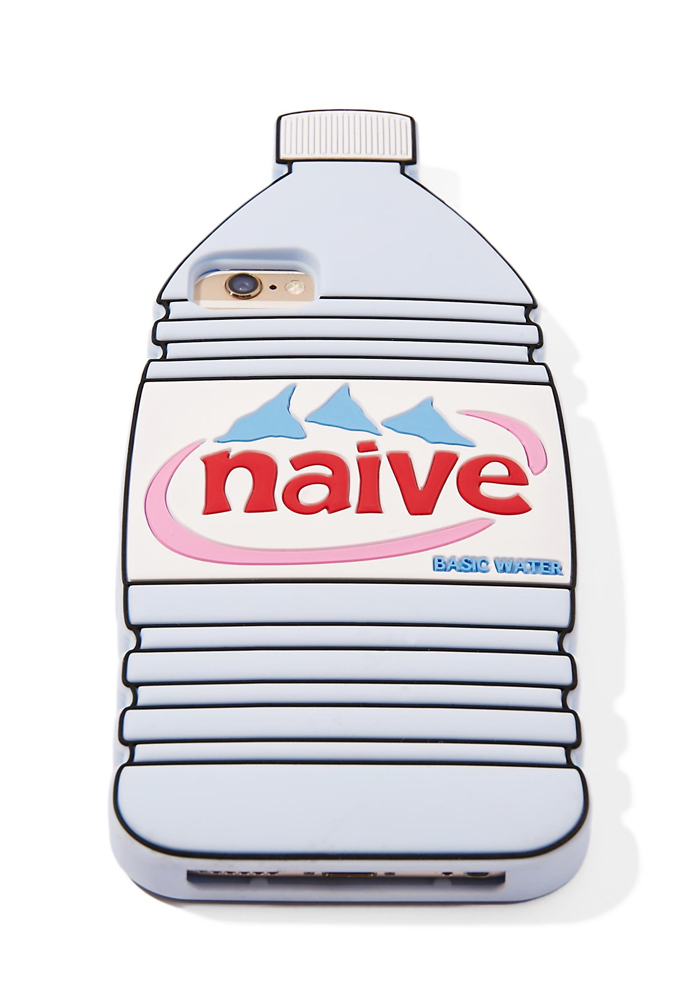 Current Mood Naive iPhone Case