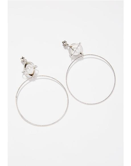 Loop Around Me Earrings