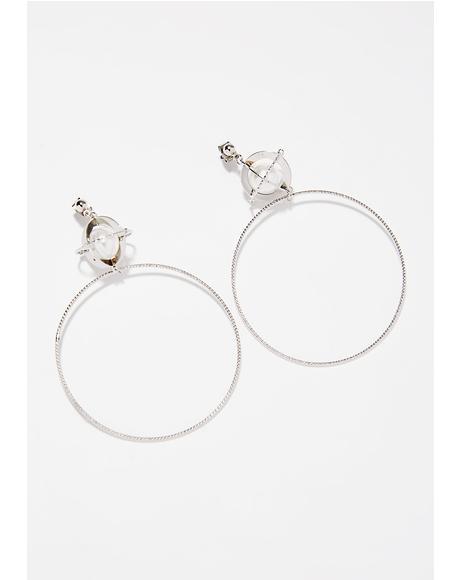 Loop Around Me Earrings
