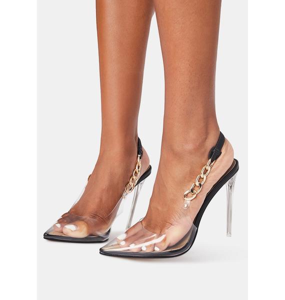 Queen Of Everything Stiletto Heels