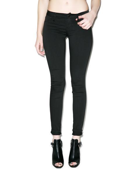 Dress To Kill Spray On Skinny Jeans