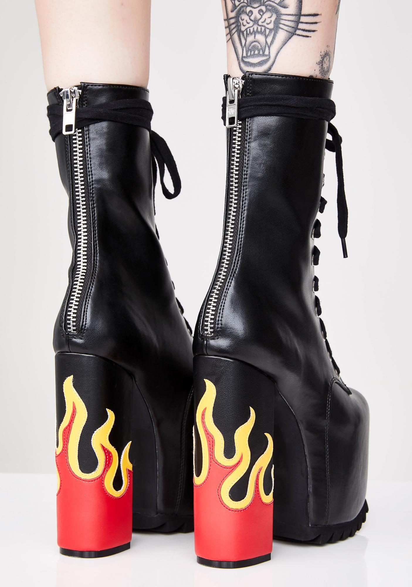 d765ded5f05a ... Current Mood Up In Flames Nola Boot ...