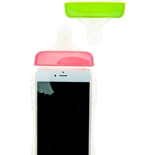 Dolly Baby Bottle iPhone 6/6+ Case