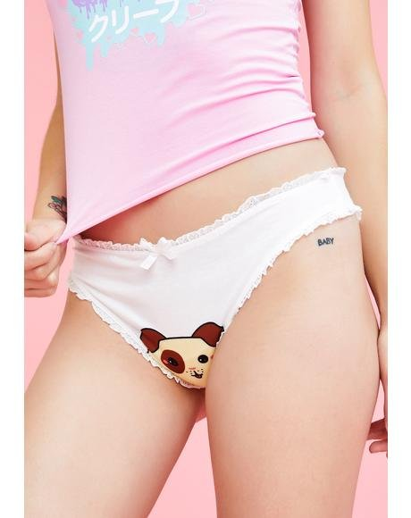 Little Party Animals Panty Set