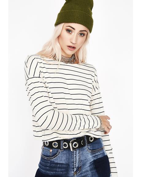 Stella Striped Top