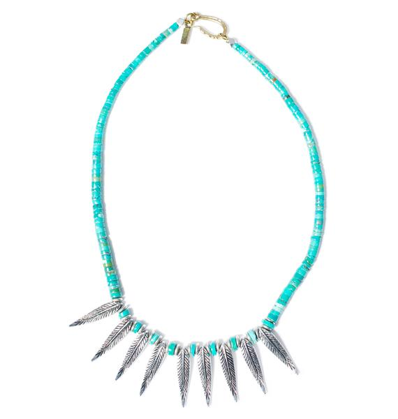 Vanessa Mooney The Prairie Necklace