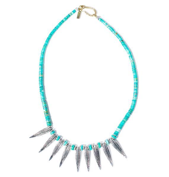 Vanessa Mooney The Prairie Necklace