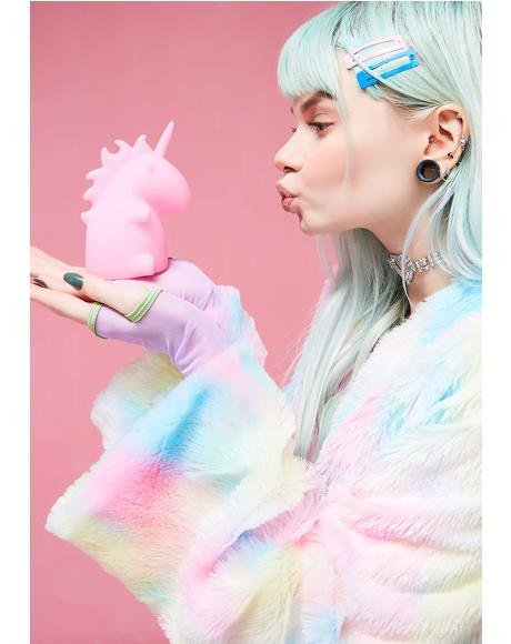 Pinky Unicorn Ambient Light