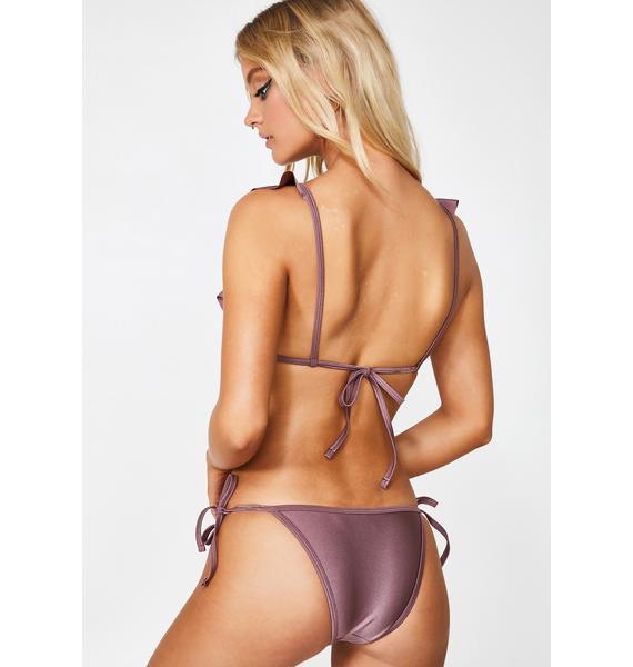 Lioness Grape The Bella Bikini Set