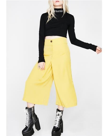 Stay On My Mind Culottes