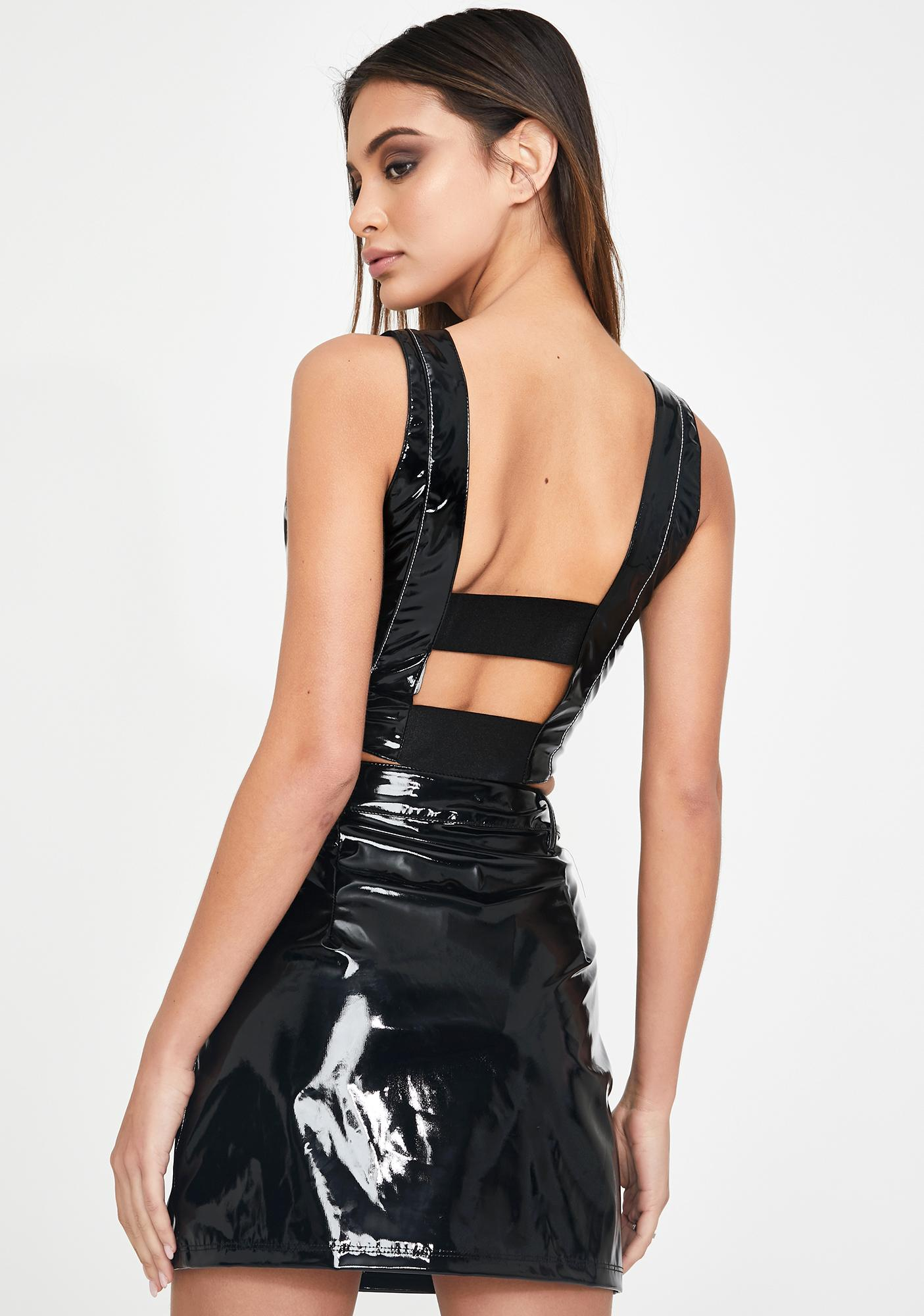 Kiki Riki Reckless Profile PVC Skirt