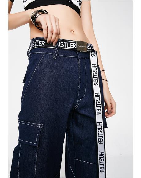 x Hustler Belt