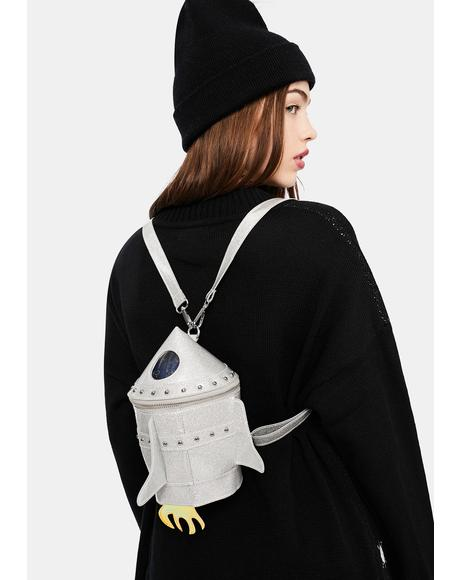 Whole New World Spaceship Backpack