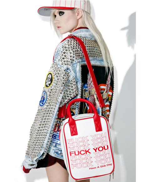 Fuck Your Takeout Bag
