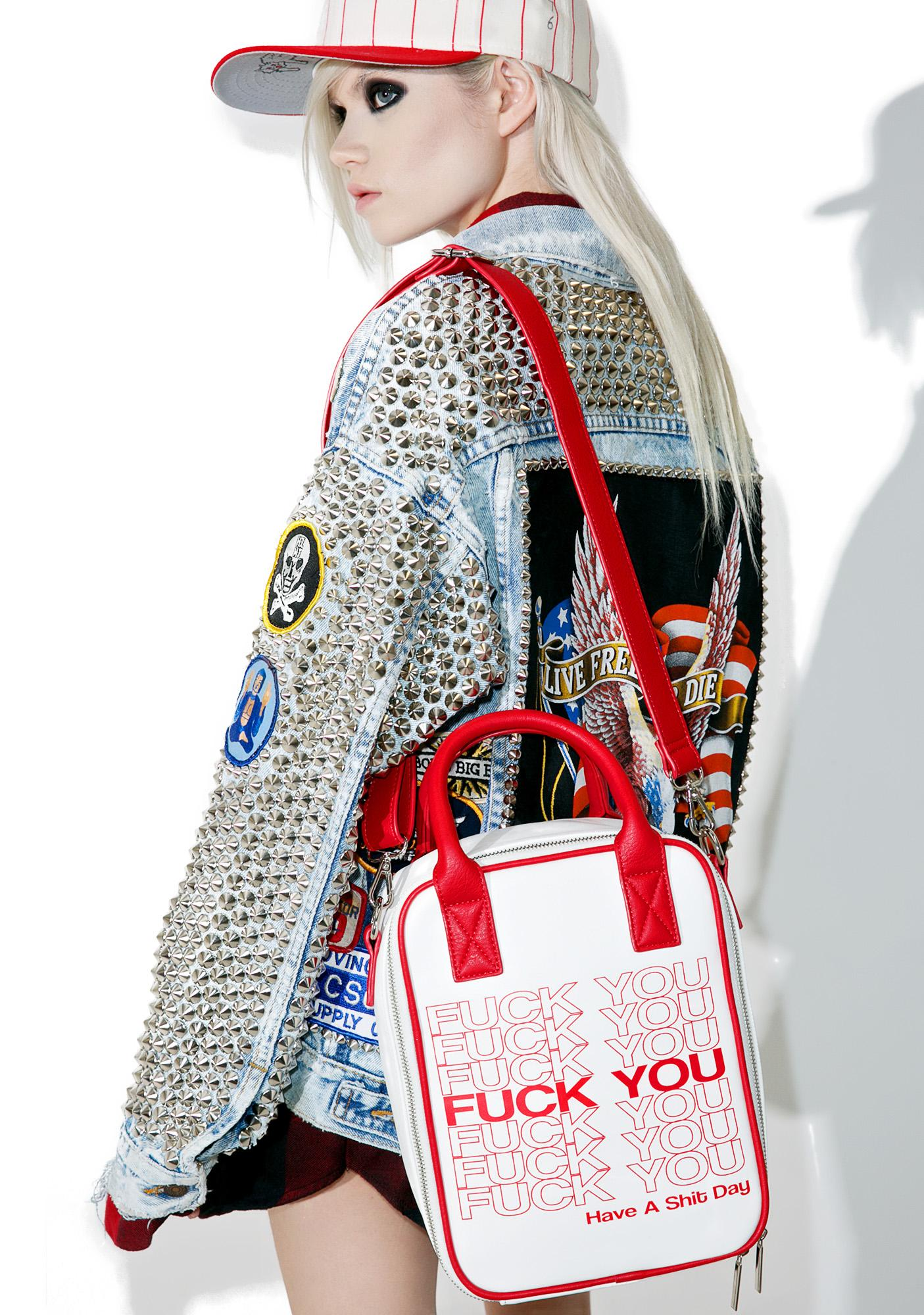 Current Mood Fuck Your Takeout Bag