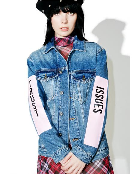 Complex Denim Jacket