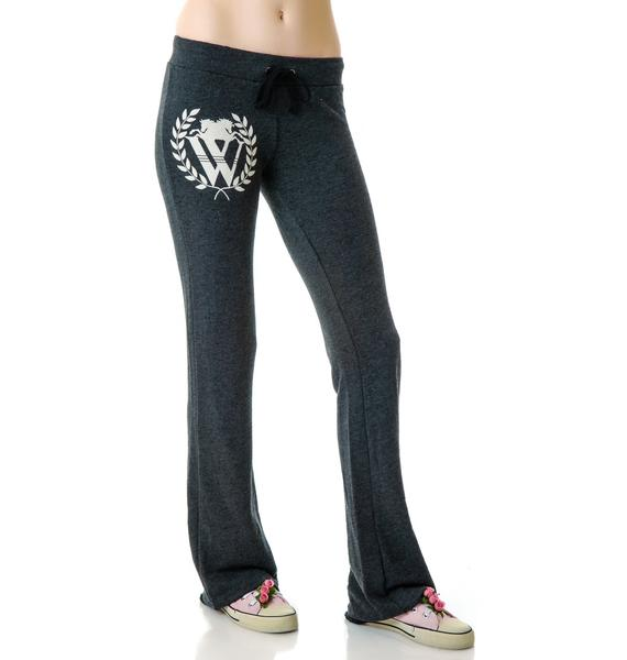 Wildfox Couture Wildfox Crest Yacht Club Pants